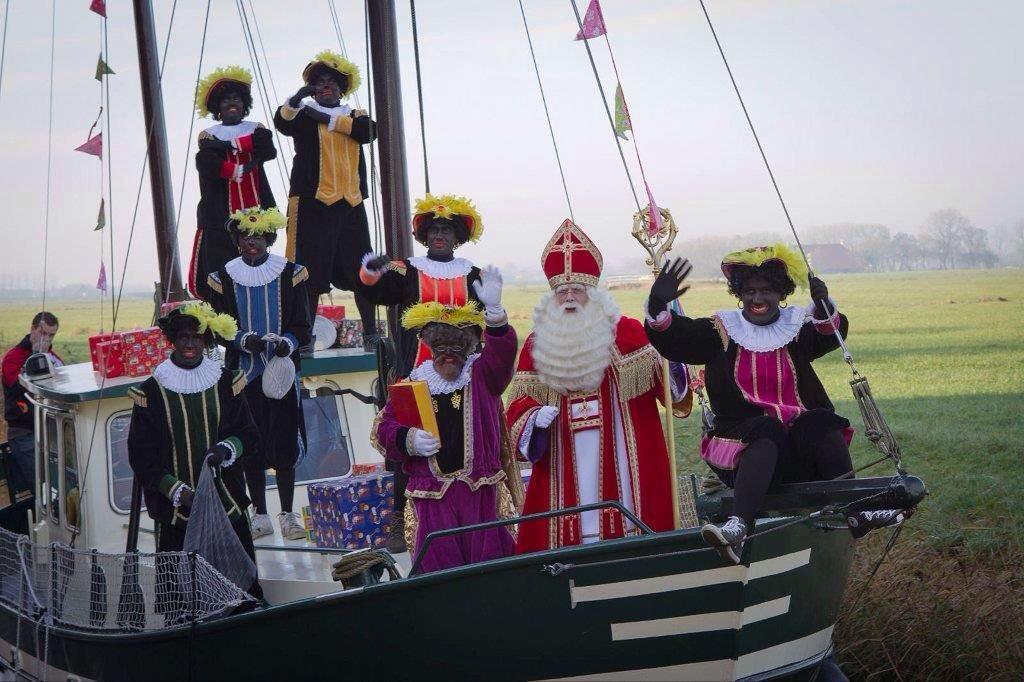 Intocht Sinterklaas 2016 Dit Is Sauwerd